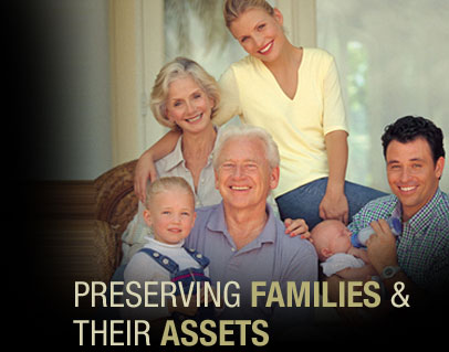 Preserving Families & Their Assets